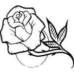Rose Sticker 82
