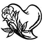 Rose Sticker 169