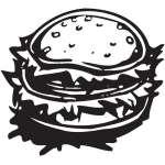 Food Sticker 58