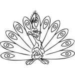 Funny Bird Sticker 44
