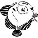 Funny Water  Animal Sticker 56