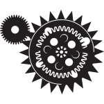 Gear Sticker 1
