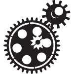 Gear Sticker 12