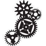 Gear Sticker 78