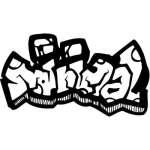 Graffiti Art Sticker 406