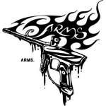 Graffiti Art Sticker 459
