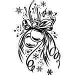 Christmas Sticker 116