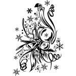 Christmas Sticker 135