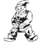 Gnome Sticker 15
