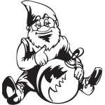 Gnome Sticker 35