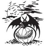 Halloween Sticker 11