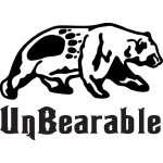 UnBearable Sticker
