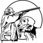 Duck Hunter Sticker