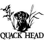 Quach Head Sticker