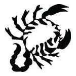 Scorpion Sticker 5