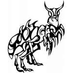 Predatory Insect Sticker 15
