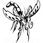Predatory Insect Sticker 24