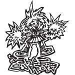 Dance Sticker 72