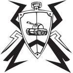 Military Emblem Sticker 16