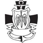 Military Emblem Sticker 19