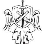 Military Emblem Sticker 40