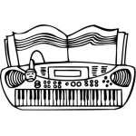 Instrument Sticker