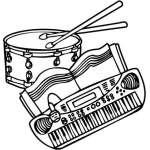 Instrument Sticker 34