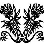 Native American Art Sticker 20