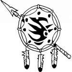 Native American Dreamcatcher Sticker
