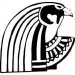 Native American Art Sticker 9