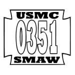 SMAW Sticker