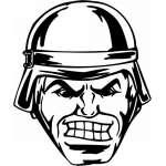 Soldier  Sticker 15