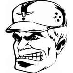 Soldier  Sticker 34