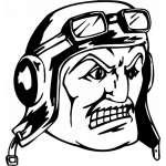 Soldier  Sticker 35