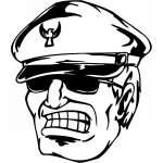 Soldier  Sticker 4