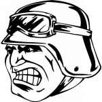 Soldier  Sticker 6