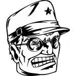 Soldier  Sticker 7