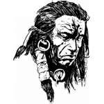 Native American Sticker 125