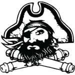 Pirate Sticker 2