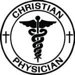 Christian Physician Sticker 3197