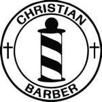 Christian Barber Sticker 3024