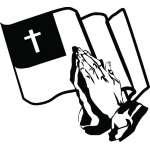 Prayer Sticker 1086