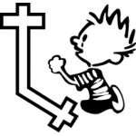 Praying Sticker 3077