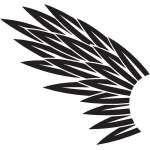 Wing Sticker 61