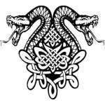 Snake Sticker 36