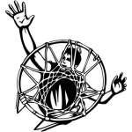 Extreme Basketball Sticker 2149