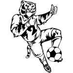 Soccer Sticker 21