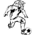 Soccer Sticker 31