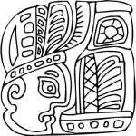 Mayan Sticker 4