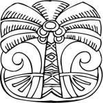 Mayan Sticker 20